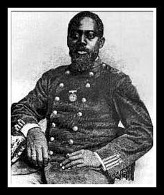 American Military History: William Harvey Carney- African-American Medal of Honor Winner of the54th Massachusetts