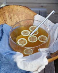 Sunset Punch Recipe on Food & Wine
