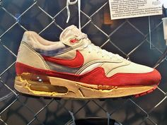 Air Max 87 by Firepower23, via Flickr