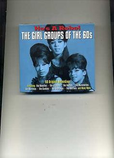 He's a #rebel - the girl #groups of the 60s - shirelles ronettes - 3 cds - #new!!,  View more on the LINK: 	http://www.zeppy.io/product/gb/2/391694741838/