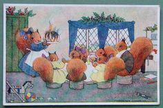 """""""CHRISTMAS PUDDING"""" by MARGARET TEMPEST"""