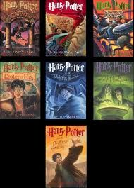 every Harry Potter book
