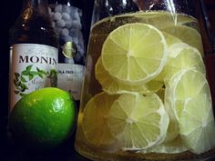 Lime Sangria ライムだけのサングリア