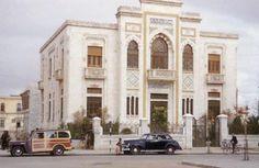 Damascus water supply authority - Fijeh 1956