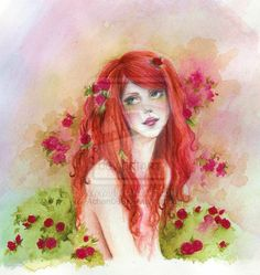 Rose by Achen089.deviantart.com on @deviantART