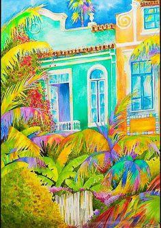 Largo do Buticario-Watercolor Paper