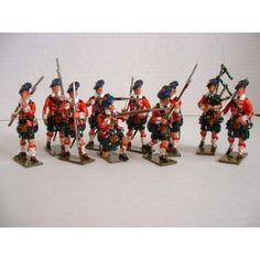 FH1759 Fraser Highlander Quebec 1759  collection