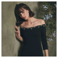 Off the shoulder style decisions that take you through the seasons, brought to you by the PRIMERA sweater. Off Shoulder Blouse, Off The Shoulder, Cruise Collection, Polished Look, Night Out, Bring It On, Spring Summer, Neckline, Seasons