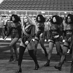 Behind every successful woman. Is a tribe of equally successful women that have her back! #Slay #Formation #Unity #Power #Beyonce