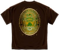 POLICEMEN EXTRA STOUT #tshirts #police #law