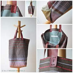 new bag prototype by // Between the Lines //, via Flickr