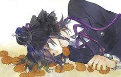 (Pandora Hearts - Leo Baskerville) Tailcoat. Crown. Clickthrough for full breakdown!