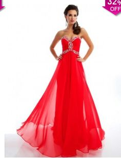 A-line Sweetheart Sleeveless Floor-length Chiffon Prom Dress #WX689 - See more at: http://www.avivadress.com/prom-dresses/cheap-prom-dresses.html?p=3#sthash.Y1glJ6ps.dpuf