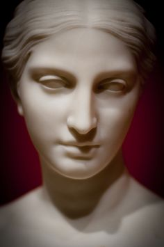 Neo Classical Sculpture in the Chrysler Museum, Norfolk by Patty McGuire, via Behance