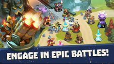 Download free direct Castle Creeps TD  is a Strategy game for android  Download latest version of Castle Creeps TD Mod Apk (Unlimite...