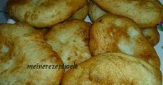frittierter Hefeteig,kandil pisisi, türkische Rezepte, türkische Küche,meinerezepte,meinerezeptwelt