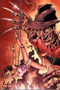 Freddy Kruger - Nightmare on Elm Street