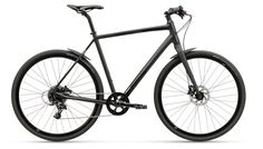 Naked bike with individualistic frame design and a minimalistic look