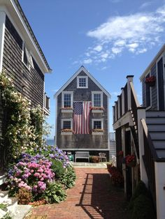 Cape Cod (Provincetown)-- Such a fun, beautiful town!...♔..