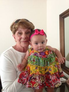 Great grandma and Patience