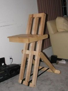 Chair Design Ideas Woodworking is a multifaceted craft that can result in many beautiful and useful pieces. If you are looking to learn about woodworking, then you have came to the right place. Woodworking Toys, Woodworking Furniture, Rockler Woodworking, Woodworking Basics, 2x4 Furniture, Wooden Plane, Chair Design Wooden, Wood Toys Plans, Wooden Diy