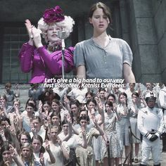 """1,441 Likes, 3 Comments - The Hunger Games (@ourgirlonfire) on Instagram: """"- This scene is so iconic"""""""