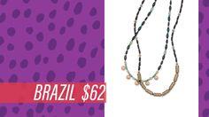 2017 Premier Designs Spring Collection  Brazil  Facebook.com/CiboloJewelryLady