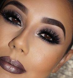 Gerard cosmetics metal matte liquid lipstick-underworld #makeup #beauty #lipstick #afflink