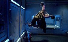 TV | INSIDE TV  Syfy's 'The Expanse' trailer has zero gravity sex