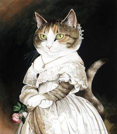 Queen Victoria (Franz Xaver Winterhalter) by Susan Herbert