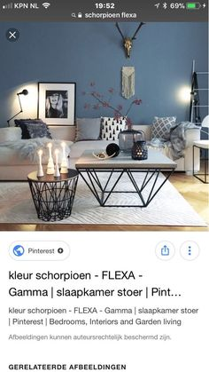 Kleur slaapkamer Schorpioen Flexa Kleur slaapkamer Schorpioen Flexa The post Kleur slaapkamer Schorpioen Flexa appeared first on Slaapkamer ideeën. Interior Paint Colors, Paint Colors For Home, Living Room Plan, Home And Living, Small Space Interior Design, Interior Design Living Room, Diy Terrasse, Interior Garden, Room Inspiration