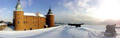 Castillo de Kalmar.  Castelo de Kalmar.  Kalmar Slott.