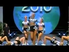 everything I love about cheerleading in one video.
