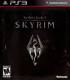 The Elder Scrolls V: Skyrim [Playstation 3] [Chinese Version] English language with Chinese subtitles and manual
