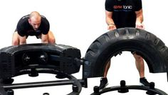 TireFlip 180 XL for Tire Training