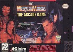 WWF WrestleMania: The Arcade Game (Super NES, 1995)