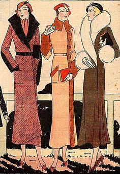 Le Petit Echo de la Mode 1931