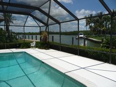 Waterfront home in donwtown Naples, FL!