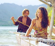Kate & Sawyer from LOST