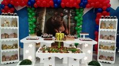 Gruffalo Party/ Festa do Gruffalo