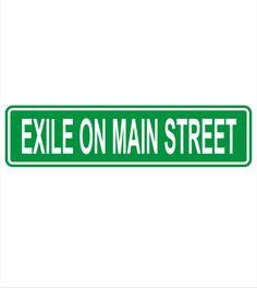 "Street Sign Home Decor Mesmerizing Pennsylvania Avenue Custom Street Sign 6X24"" Novelty Sign Home 2018"