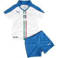 2016 Italy Away European Cup Football Shirt For Kids