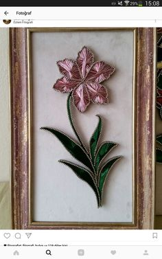 Alıntı Sewing Cards, String Art Patterns, Weaving, Arts And Crafts, Brooch, Elsa, Frame, How To Make, Painting