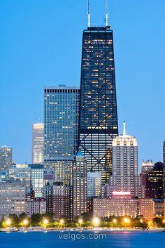 Chicago - Hancock Building