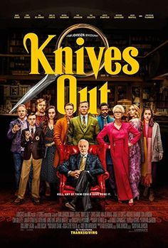 Knives Out (2019) Directed, Produced and Written by #RianJohnson Starring #DanielCraig #ChrisEvans #AnadeArmas #JamieLeeCurtis #MichaelShannon #DonJohnson #ToniCollette #LakeithStanfield #KatherineLangford #JaedenMartell #ChristopherPlummer #KnivesOut #Hollywood #hollywood #picture #video #film #movie #cinema #epic #story #cine #films #theater #filming #movies #moviemaking #movieposter #movielover #movieworld #movielovers #movienews #movieclips #moviemakers #drama #filmmaking #cinematography Christopher Plummer, Christopher Nolan, Agatha Christie, Daniel Craig, Film Vf, Movie Film, We Movie, Rian Johnson, Bon Film