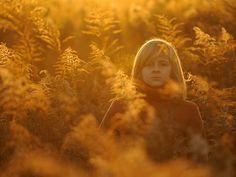 Photograph portrait in flames by Sebastian Luczywo on 500px