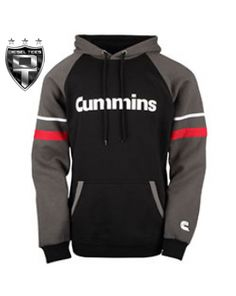 DieselTees- Cummins Diesel Hooded Sweatshirt | Get this Cummins tee & other apparels at www.dieseltees.com #cummins #dieseltees