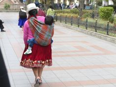 I really like the Cultural dress in Cuenca. The skirts with the sparkly flowers on the hem, swish - swish - swish.