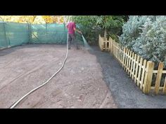 Füvesítés hidrovetéssel Garden Tools, Yard Tools