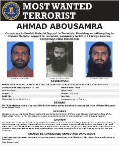 AHMAD ABOUSAMRA — FBI